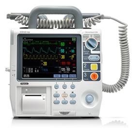 Defibrillator-machine